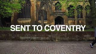 What a brilliantly creative way to be Sent To Coventry TouchType Films