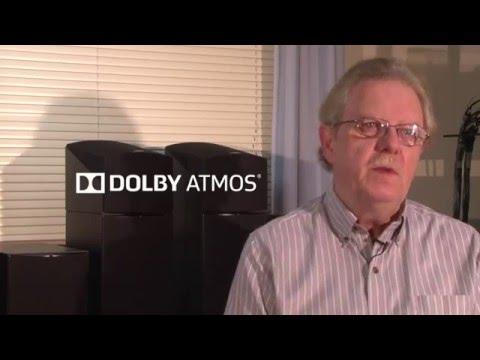 PSB Speakers - Paul Barton on the Imagine XA Dolby Atmos Speaker