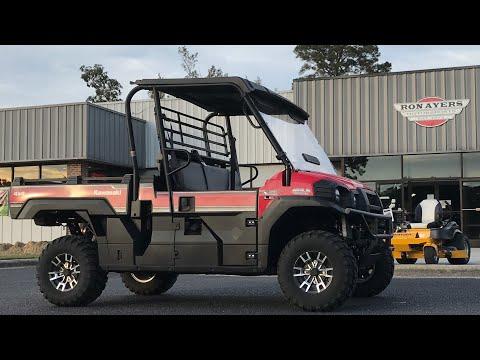 2019 Kawasaki Mule PRO-FX EPS LE in Greenville, North Carolina - Video 1