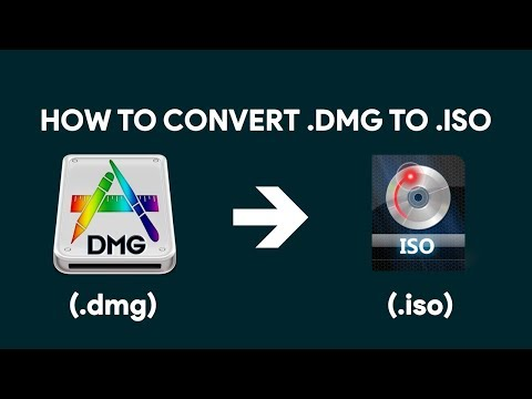 How To Convert .DMG Files to .ISO Files on Windows (4 Best Methods!) - [romshillzz]