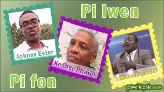 Les Parlementaires sont un cancer pour Haïti ( dixit Kesner Pharel )