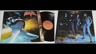 Anvil - Metal On Metal (Full Album 1982) [VINYL RIP]