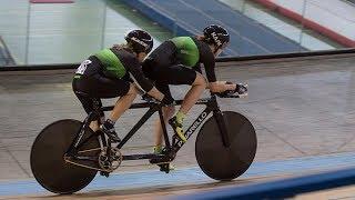 Чемпионат России по велоспорту на треке по спорту слепых