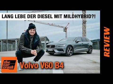 2021 Volvo V60 B4 im Test! 🇸🇪 Lang lebe der Diesel mit Mildhybrid?! 🤷♂️ Fahrbericht   Review