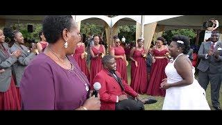 The Best Wedding Cake Matron And MC In Kenya