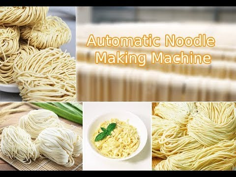 Automatic Noodle Making Machines