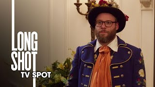 "Long Shot (2019 Movie) Official TV Spot ""Captain Crunch"" – Seth Rogen, Charlize Theron"
