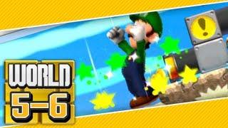 New Super Mario Bros  2 (3DS) - World 1-1 (2 Player) 100