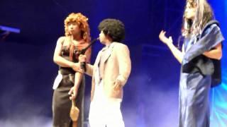 preview picture of video 'Teat loker au Tampon pour le Florilege 2011 d -- 06 octobre 2011'