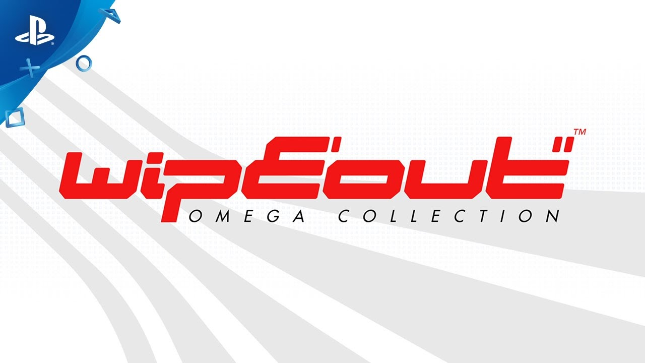WipEout Omega Collection: First Look at New Ship, the Tigron K-VSR