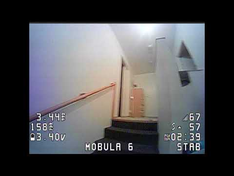 5 min semi chill flight. Crashed a lot though! - Mobula6 (2020 #33)