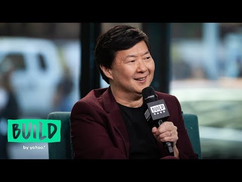 """Ken Jeong Felt Liberated Putting On His Own Mask For """"The Masked Singer"""""""