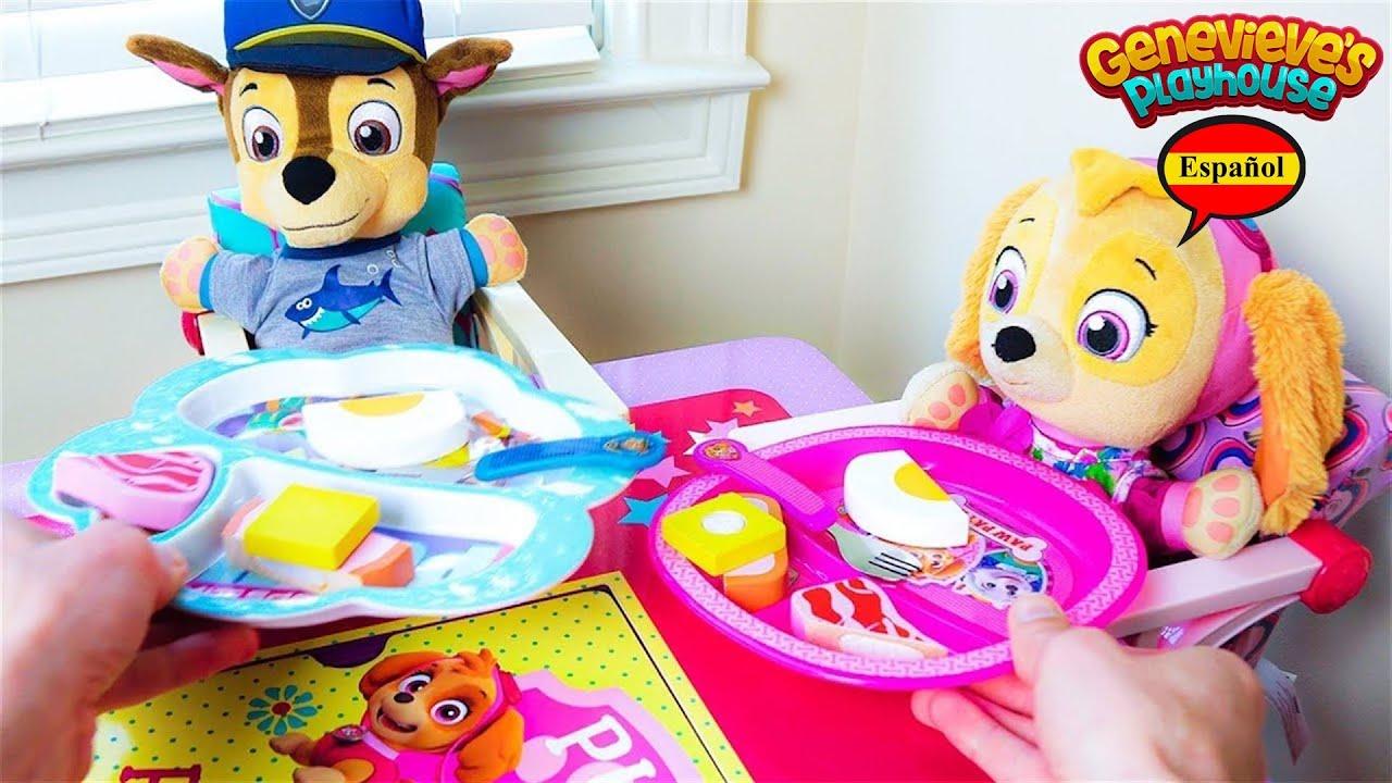 Kinder Spielzeug PAW PATROL Marshall Rubble Rocky Chase Skye Pups Figuren