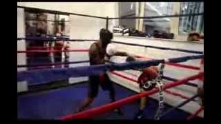 preview picture of video 'boxing ......knuckle up boxing gym torquay'