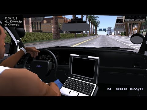 Ford Crown Victoria Police 2003 (no txd) for android Grand