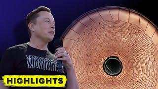 Elon Musk REVEALS Tesla's new battery design! (Full presentation)