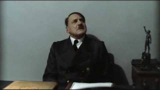 Hitler is informed Fegelein is now the leader