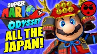 Super Mario Odyssey's INSANE Japanese References! (pt -1) - Gaijin Goombah