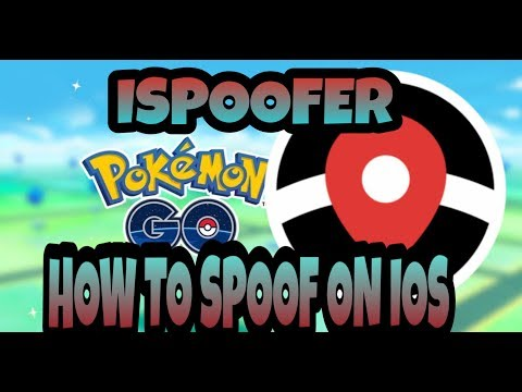 ISPOOFER FOR POKEMON GO 2019 | JOYSTICK POKEMON GO PARA IOS