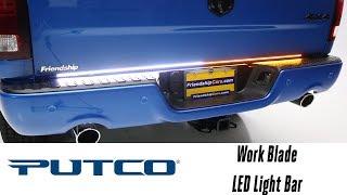 In the Garage™ with Performance Corner®: Putco Work Blade LED Light Bar