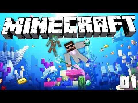 BYDLENÍ NA LODI | Minecraft Lovec Pokladů #01
