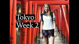 Tokyo Diaries: Vlog 2
