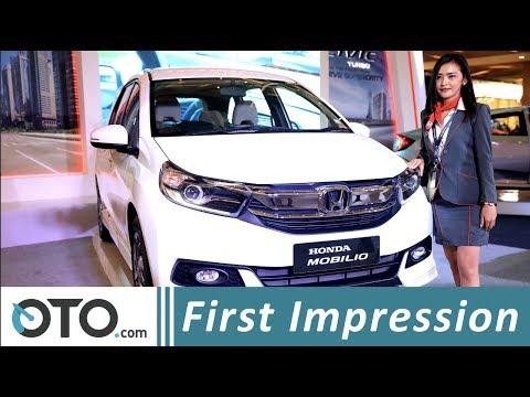 Honda Mobilio 2019 | First Impression | Perubahan Minimalis | OTO.com