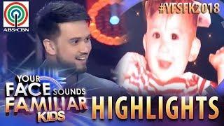 YFSF Kids 2018 Highlights: Onyok, inilabas ang bungi na picture ni Billy