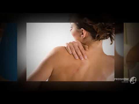 Как делать массаж при грудном остеохондрозе