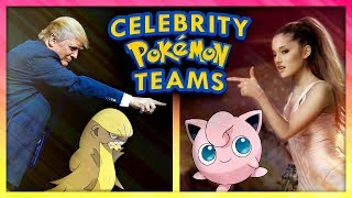 Pokemon Famous People Would Have