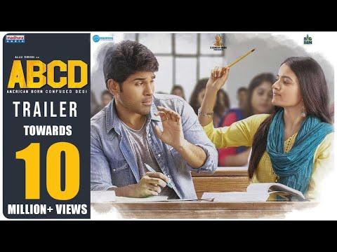Allu Sirish's ABCD Theatrical Trailer