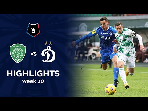 Terek Grozny vs Dinamo Moscow</a> 2021-02-28