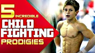 5 Most Incredible Child Prodigies In Boxing/MMA 2017