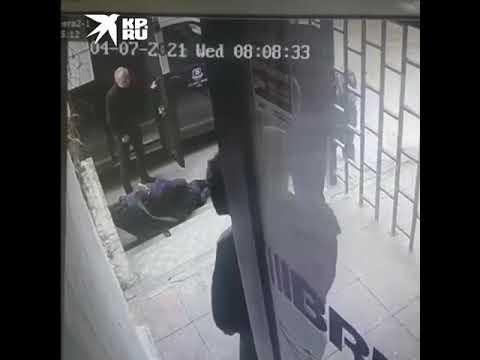 بالفيديو .. اندمج فقتل زميله أثناء تدريب أمني في شركة روسية