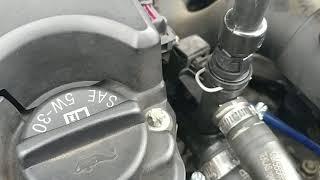 P00b7 Chevy Cruze Overheating