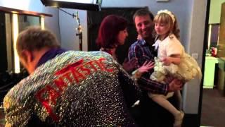 Elton John Meets Ireland's Tiny Dancer
