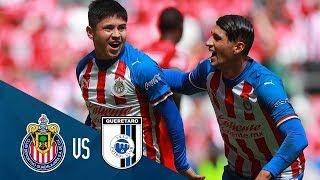 #LigaMX🇲🇽⚽  Las Chivas reciben en esta jornada 18 a los Gallos
