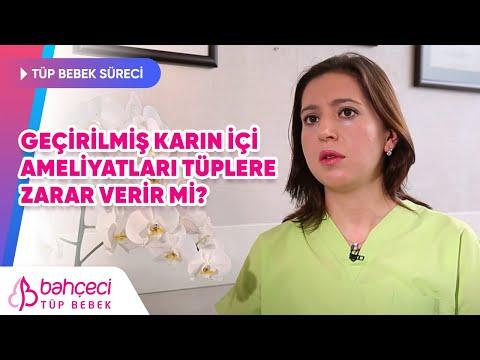 Geçirilmiş Karın İçi Ameliyatları Tüplere Zarar Verir mi?