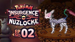 SO MUCH DELTA! Let's Play Pokemon Insurgence Randomized Nuzlocke w/ ShadyPenguinn Ep02