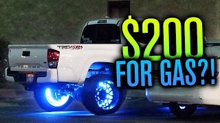 $200 FOR GAS & CORSAS IN AMERICA?!