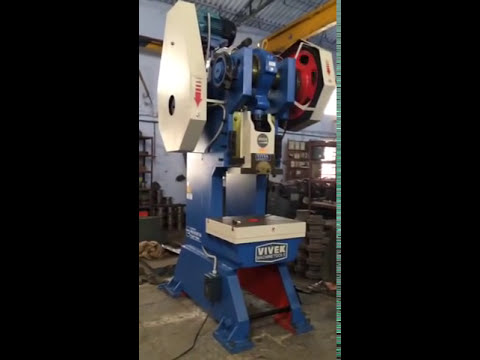 Double Gear Power Press