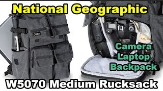 National Geographic W5070 DSLR Camera Backpack Review