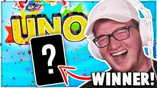 Winning UNO In The WORST Way Possible