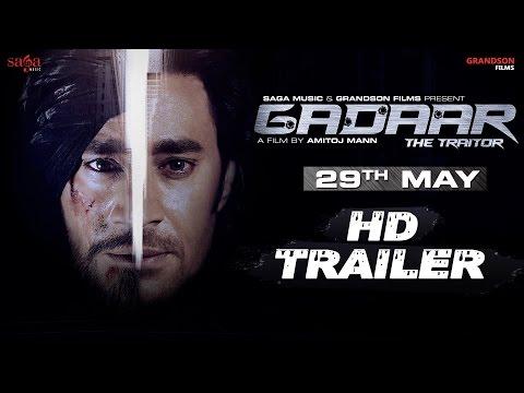 Gadaar The Traitor  Harbhajan Mann