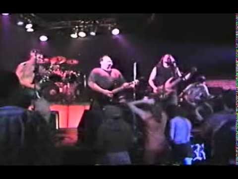 Fracture covering a Sepultura song Territory