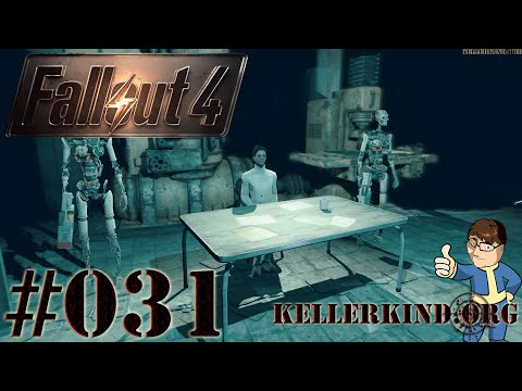 Fallout 4 [HD|60FPS] #031 - Die Höhle der Erinnerungen ★ Let's Play Fallout 4