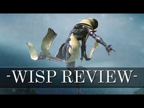 Warframe Reviews - Wisp (No Spoilers)
