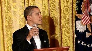President Obama And Vice President Biden Honor Iraq Veterans