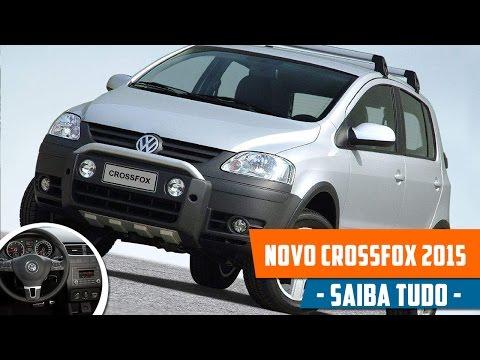 Novo Crossfox 2015 - Preço, Consumo, Ficha Técnica, Avaliação e Interior