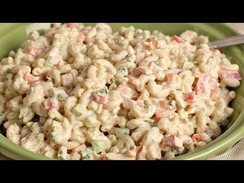 Deli Style Macaroni Salad | Ep. 1270